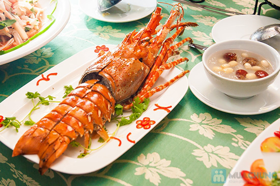 Buffet hải sản Happy Tôm - với hơn 70 món khác nhau - Chỉ với 329.000đ/ 01 người - 13