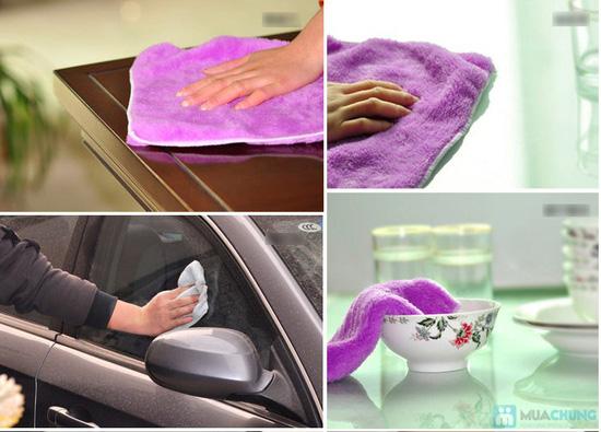 Combo 03 khăn lau siêu sạch - lau chùi không cần hóa chất - Chỉ 45.000đ - 2