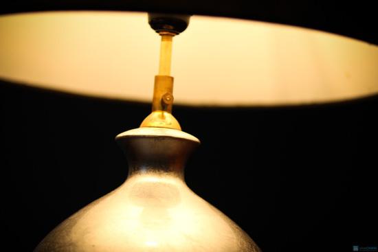 Đèn ngủ thân gốm cỡ lớn - 5