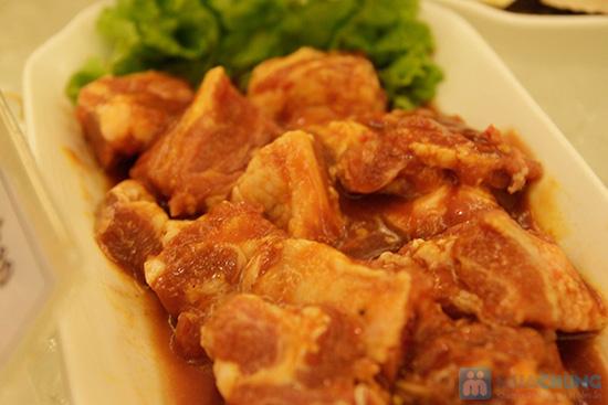Buffet nướng & lẩu hải sản tại nhà hàng BBQ House - Chỉ 252.000đ/ 01 người - 11