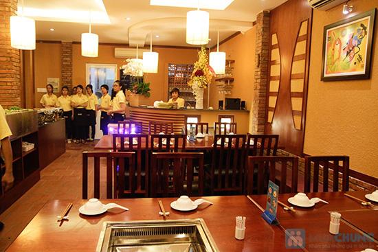 Buffet nướng & lẩu hải sản tại nhà hàng BBQ House - Chỉ 252.000đ/ 01 người - 14