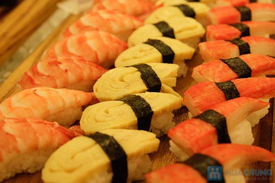 Buffet nướng & lẩu hải sản tại nhà hàng BBQ House - Chỉ 252.000đ/ 01 người - 5