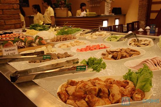 Buffet nướng & lẩu hải sản tại nhà hàng BBQ House - Chỉ 252.000đ/ 01 người - 8