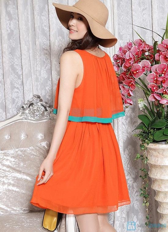 Bạn gái dịu dàng và xinh xắn với đầm Tina kèm thắt lưng thời trang - Chỉ 145.000đ/01 chiếc - 3