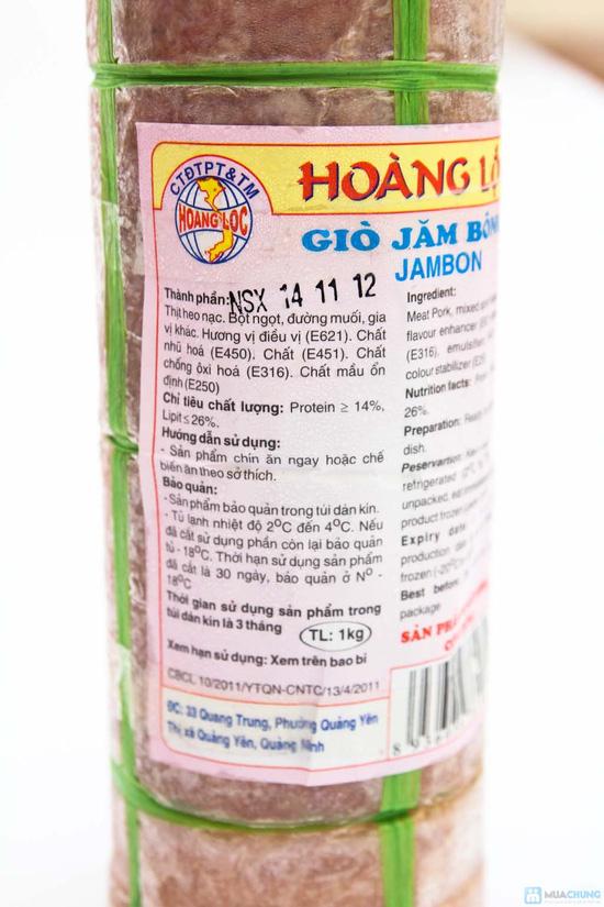 Giò dăm bông chất lượng cao - Thơm ngon và bổ dưỡng - Chỉ với 150.000đ - 3