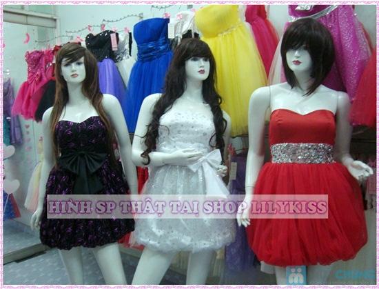 Phiếu mua đầm xòe công chúa và sare cưới xinh xắn tại Shop LILYKISS - Chỉ 85.000đ được phiếu 200.000đ - 17