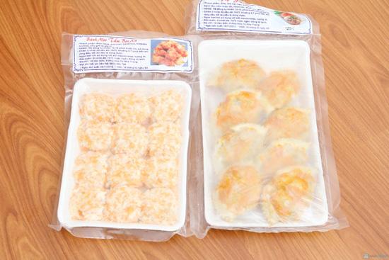 Combo ghẹ Farci và Bánh mực tẩm bột xù - Chỉ với 110.000đ - 1