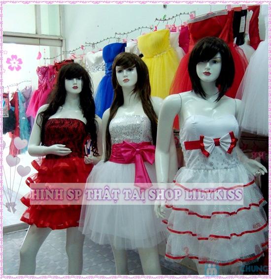 Phiếu mua đầm xòe công chúa và sare cưới xinh xắn tại Shop LILYKISS - Chỉ 85.000đ được phiếu 200.000đ - 15