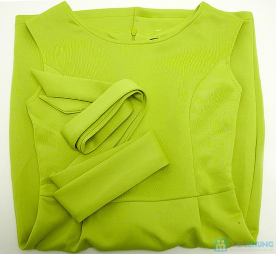 Đầm công sở kèm thắt lưng thời trang - Chỉ 149.000đ/ 01 chiếc - 2
