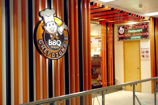 Nhà hàng Chef Dzung's - Buffet Nướng và Lẩu không khói hàng đầu tại Hà Nội - Chỉ 224.000đ/người - 52