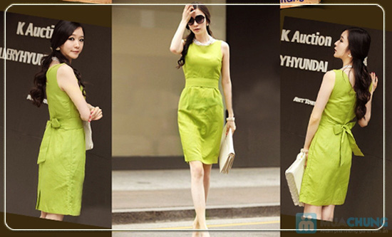 Đầm công sở kèm thắt lưng thời trang - Chỉ 149.000đ/ 01 chiếc - 5