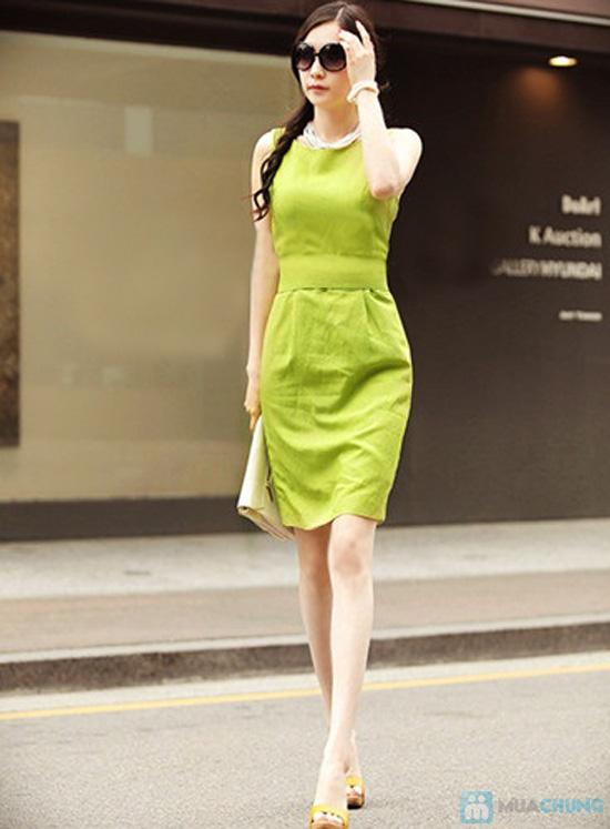 Đầm công sở kèm thắt lưng thời trang - Chỉ 149.000đ/ 01 chiếc - 6