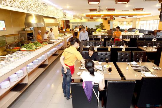 Nhà hàng Chef Dzung's - Buffet Nướng và Lẩu không khói hàng đầu tại Hà Nội - Chỉ 224.000đ/người - 50