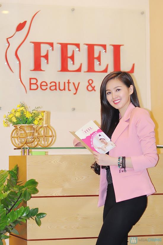 Trẻ hoá và làm trắng sáng da mặt bằng Oxy Jet + mặt nạ collagen vàng 24k tại Feel Beauty Spa – Chỉ với 155.000đ/ 01 buổi - 2