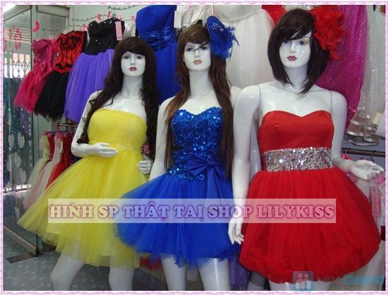 Phiếu mua đầm xòe công chúa và sare cưới xinh xắn tại Shop LILYKISS - Chỉ 85.000đ được phiếu 200.000đ - 14