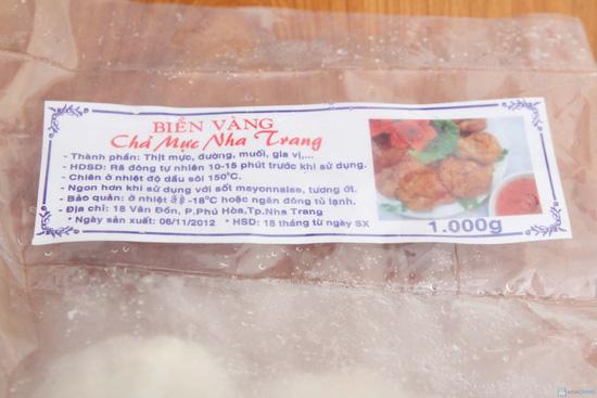 Chả mực Nha Trang - Hương vị đặc biệt - Thơm ngon và chất lượng - Chỉ với 210.000đ/1kg - 3