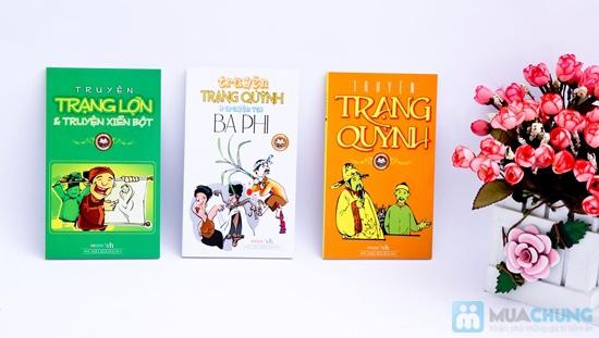 Kho tàng truyện cổ dân gian Việt Nam. Chỉ với 73.000đ - 7
