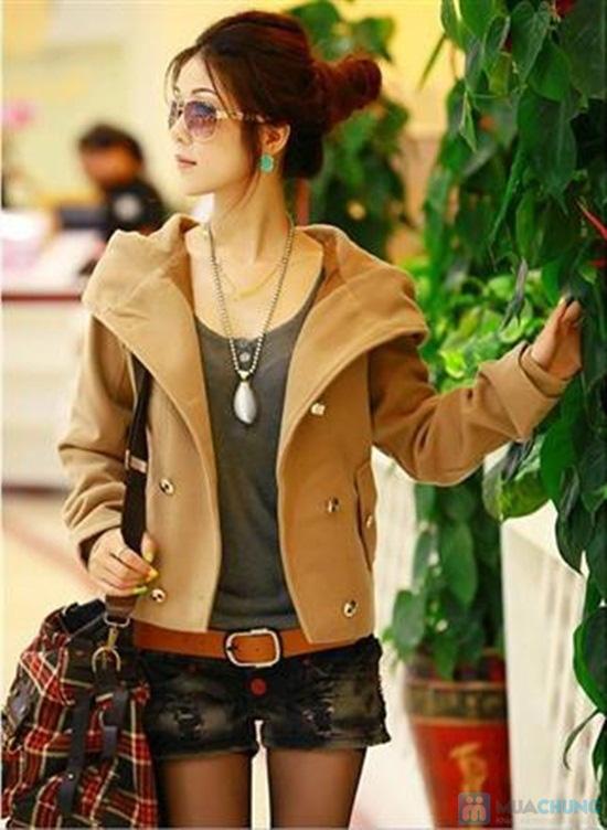 Tinh nghịch và thời trang với áo khoác cài nút cho nữ - Chỉ 120.000đ/01 chiếc - 4
