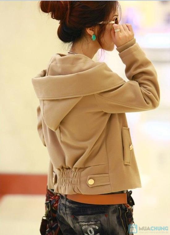 Tinh nghịch và thời trang với áo khoác cài nút cho nữ - Chỉ 120.000đ/01 chiếc - 5