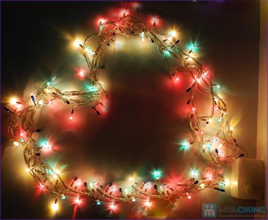 Combo 02 dây đèn LED trang trí Noel và ngày Tết - Chỉ 70.000đ/01 Combo - 2