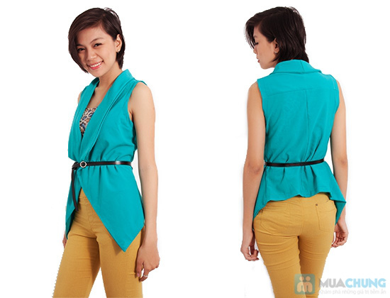 Áo khoác nhẹ phong cách dành cho bạn gái - Chỉ 99.000đ/01 chiếc - 4
