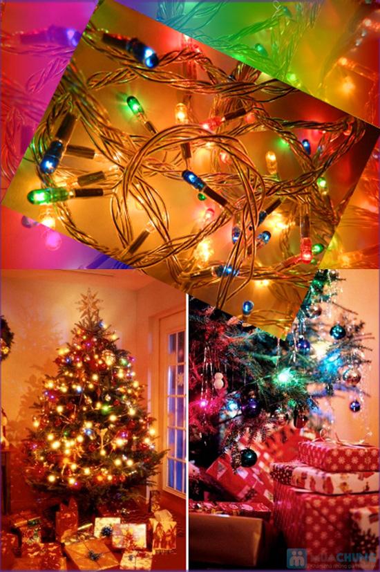 Combo 02 dây đèn LED trang trí Noel và ngày Tết - Chỉ 70.000đ/01 Combo - 1
