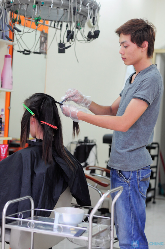 Lựa chọn 01 trong 03 gói dịch vụ làm tóc tại Salon Minh Sơn - Chỉ 250.000đ - 4
