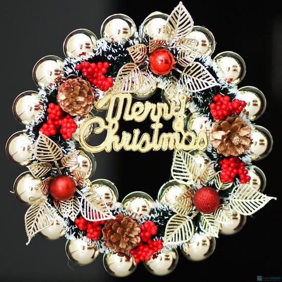 Vòng quế Giáng Sinh - 6