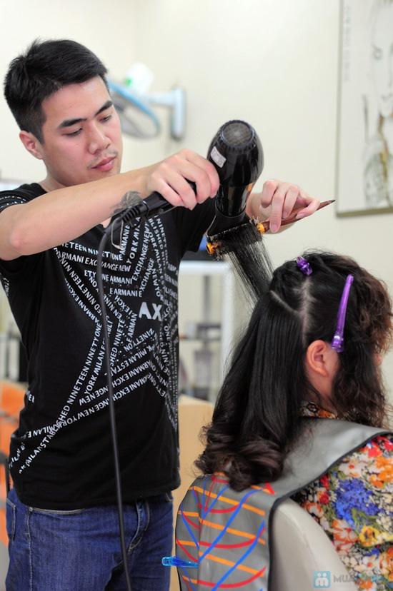 Lựa chọn 01 trong 03 gói dịch vụ làm tóc tại Salon Minh Sơn - Chỉ 250.000đ - 2