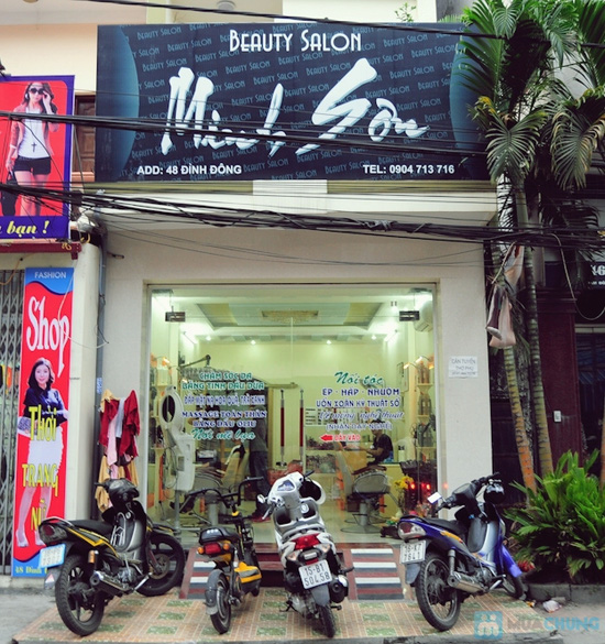 Lựa chọn 01 trong 03 gói dịch vụ làm tóc tại Salon Minh Sơn - Chỉ 250.000đ - 21