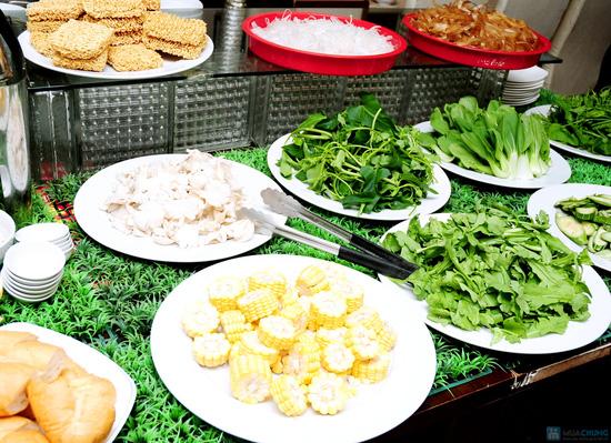 BUFFET NƯỚNG VÀ LẨU đậm đà hương vị Nhật Bản tại Koo Koo BBQ - Chỉ 199.000đ/người - 26