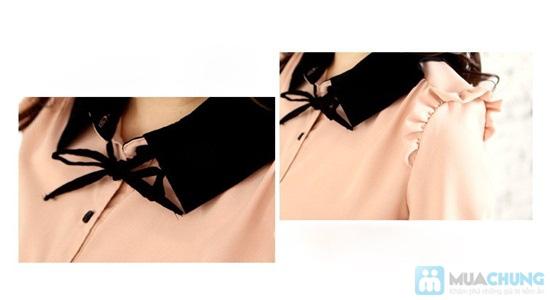 Cực đáng yêu với chiếc áo sơ mi nơ xinh xắn - Chỉ 130.000đ/01 chiếc - 3