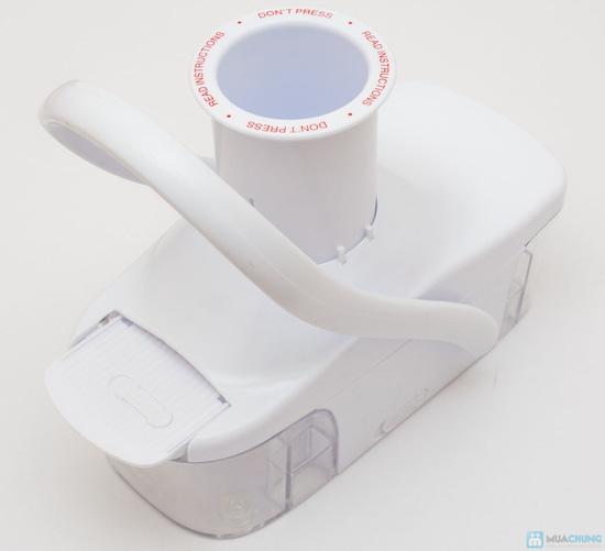Máy Cắt Rau Củ Slice O Matic – Thiết Kế Thông Minh – Nhanh Chóng Và Tiện Lợi Khi Sơ Chế Thực Phẩm - Chỉ với 195.000đ - 12