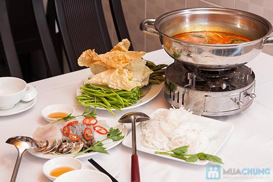 Lẩu Thái hải sản dành cho 2 người tại Nhà hàng - Cà Phê TomYum Thái - Chỉ 147.000đ/set - 1