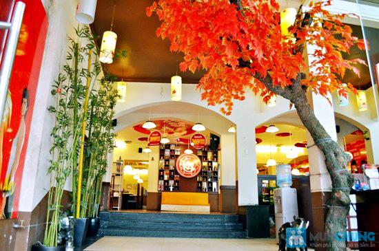 BUFFET NƯỚNG VÀ LẨU đậm đà hương vị Nhật Bản tại Koo Koo BBQ - Chỉ 199.000đ/người - 4