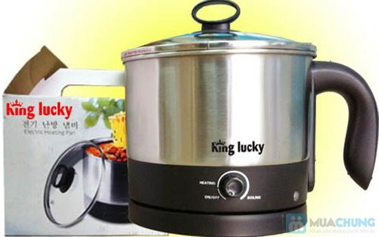 Nồi nấu siêu tốc đa năng King Lucky HA-S01- Chỉ 250.000đ/01 Chiếc - 2
