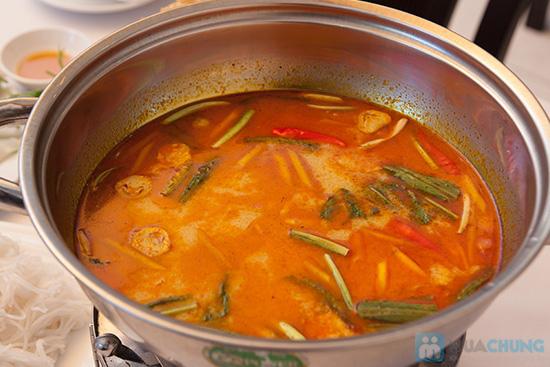Lẩu Thái hải sản dành cho 2 người tại Nhà hàng - Cà Phê TomYum Thái - Chỉ 147.000đ/set - 2