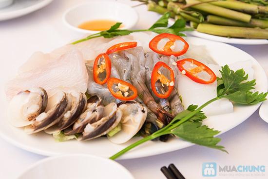 Lẩu Thái hải sản dành cho 2 người tại Nhà hàng - Cà Phê TomYum Thái - Chỉ 147.000đ/set - 3