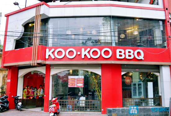 BUFFET NƯỚNG VÀ LẨU đậm đà hương vị Nhật Bản tại Koo Koo BBQ - Chỉ 199.000đ/người - 2