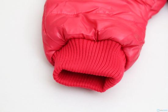 Áo khoác gió liền quần lót nỉ ấm áp cho bé - Chỉ với 194.000đ - 5