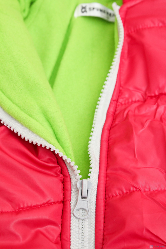 Áo khoác gió liền quần lót nỉ ấm áp cho bé - Chỉ với 194.000đ - 6