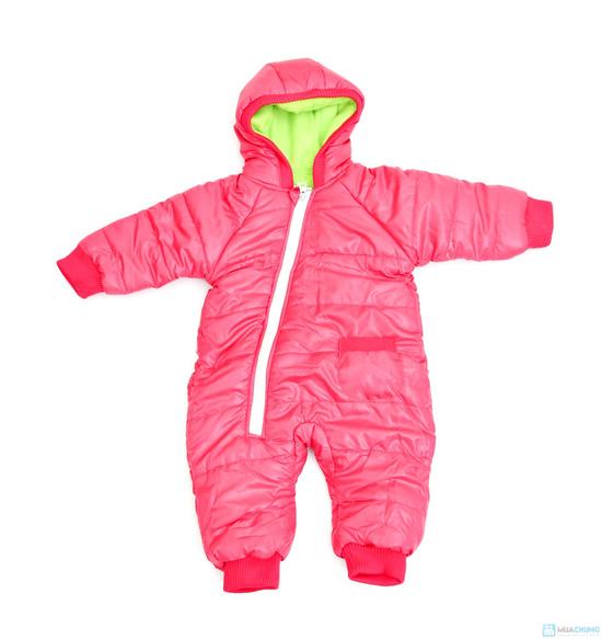 Áo khoác gió liền quần lót nỉ ấm áp cho bé - Chỉ với 194.000đ - 2