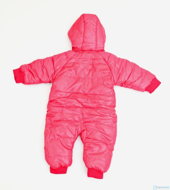 Áo khoác gió liền quần lót nỉ ấm áp cho bé - Chỉ với 194.000đ - 3