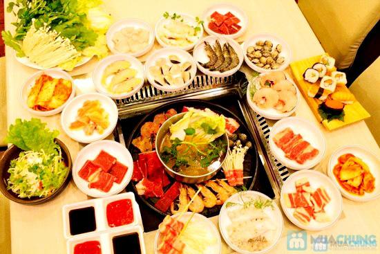 BUFFET NƯỚNG VÀ LẨU đậm đà hương vị Nhật Bản tại Koo Koo BBQ - Chỉ 199.000đ/người - 1