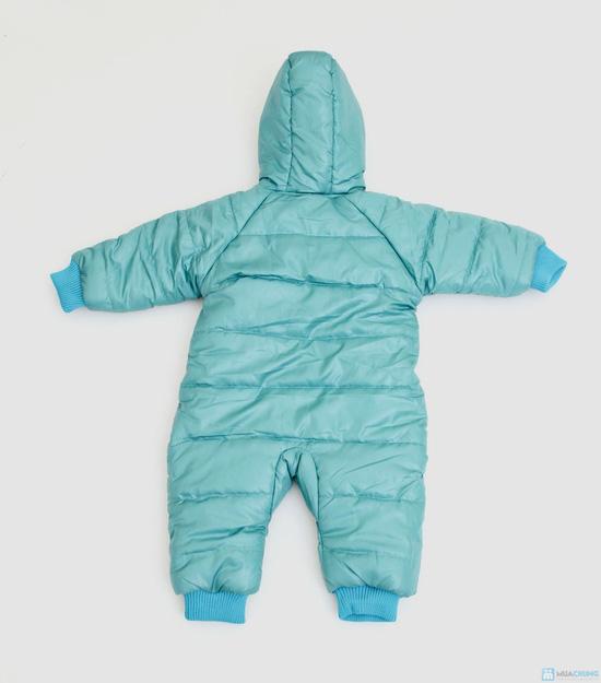 Áo khoác gió liền quần lót nỉ ấm áp cho bé - Chỉ với 194.000đ - 4