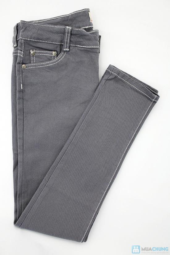 Quần jean dài cho nữ - co giãn 4 chiều - Chỉ 125.000đ/01 chiếc - 3