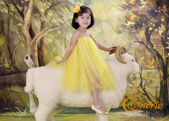 Lưu lại kỷ niệm tuổi thơ của bé với Gói chụp ảnh cho bé yêu tại Chérie Studio - Chỉ với 325.000đ - 2