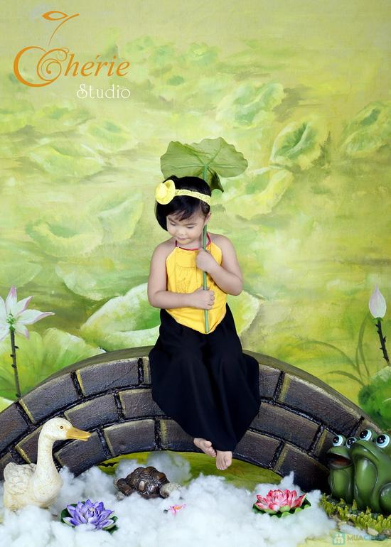 Lưu lại kỷ niệm tuổi thơ của bé với Gói chụp ảnh cho bé yêu tại Chérie Studio - Chỉ với 325.000đ - 10