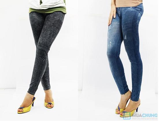 Legging giả Jeans - Chỉ 72.000đ/01 chiếc - 5