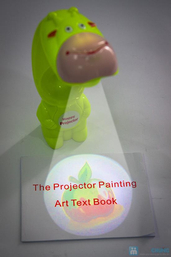 Đèn chiếu hình cho bé tập vẽ - Chỉ với 123.000đ/ 01 chiếc - 1